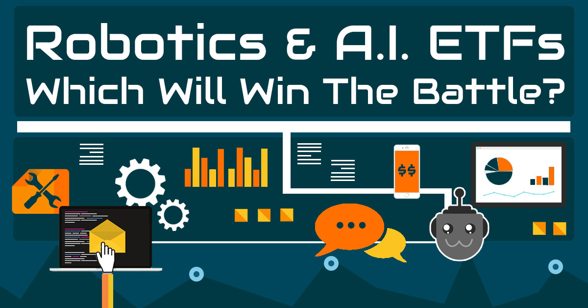 Robotics And A I Etfs Which Will Win The Battle Poems 2 0