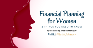 Financial Planning for Women – 2 things you need to know
