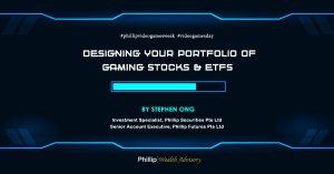 Design Your Portfolio of Gaming Stocks and ETFs